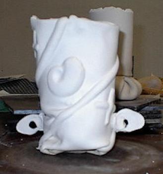 pot in progress